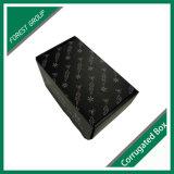 Tailles personnalisées par cadre noir et blanc ondulé de papier cartonné d'impression de cadre de carton