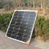 el mono panel solar de 18V 80W con la tolerancia de Postive
