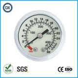 gaz ou liquide 004 45mm médical de pression de fournisseur d'indicateur de pression