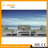Bâti extérieur de sofa durable de patio dans les meubles en aluminium anodisés de sofa de meubles de jardin de Tableau de présidence de meubles