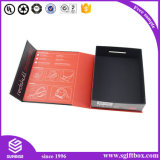 Vakje van de Gift van het Document van de Druk van het Embleem van de douane het Vouwbare Verpakkende