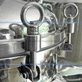 Misturador inoxidável da máquina da fábrica de aço para o creme cosmético