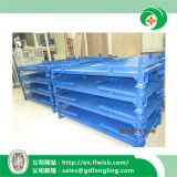 Caldo-Vendendo il contenitore piegante della rete metallica per il magazzino da Forkfit