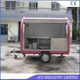 Camion mobile dell'alimento di disegno professionale (SHJ-MFS250W)