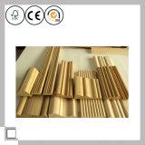 Kundenspezifisches Bauholz, das für Baumaterial formt