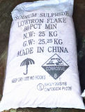 Sulfuro de sodio de alta calidad 60% para curtiduría