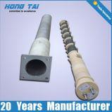 Tubo radiante de cerámica eléctrico para el horno industrial de la calefacción