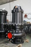 Elektrisches Unterseeboot pumpt keine Klotz Abwasser-Abwasser-Pumpe