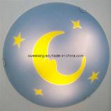 Glaslampen-Innendeckenleuchte-runde dekorative Beleuchtung E27