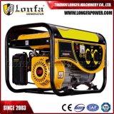 5.5HP 2kVA raffreddato aria 2kw 2000 generatori della benzina di watt (manuali)