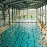 BLDG dell'interno della piscina della struttura prefabbricata del metallo da vendere
