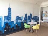 плита стены винила печатание 3D для офиса