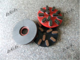 Macchina per la frantumazione di lucidatura/del lucidatore di vetro di pietra Semi-Automatico della macchina