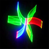 5W RGBのDJ軽いIldaのためのフルカラーのアニメーションレーザー