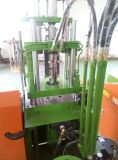 Machine van de Injectie van het Draadtrekken van het Koord van het flard de Plastic Verticale