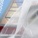 Rideau fin tissé solide de bonne qualité en voile (18F0096)
