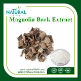 Extrait normal d'usine d'extrait d'écorce de magnolia de 100%