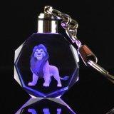 Anel chave do diodo emissor de luz do cristal do laser da forma 3D