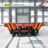 Carrello di trasferimento del piatto d'acciaio che funziona sulla pista (BDG-20t)