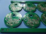4 epossiresina Tg130 1.6mm Hal spesso del PWB Fr-4 di strato
