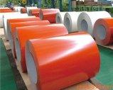 Acero de aluminio galvanizado PPGI de Dx51d SGCC para el material para techos PPGI