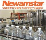 Máquina que capsula de relleno que sopla grande automática del agua potable de la botella de Newamstar