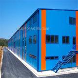 Große Überspannungs-Vor-Ausgeführtes Stahlkonstruktion-Lager mit modernem Entwurf