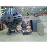 700mm Chemiefasergewebe-Diamant, der Maschine hydraulische Kubikpresse herstellt