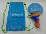 Игра подарка промотирования для потехи в ракетке Badminton 4 сезонов деревянной с пташками пера замены 4PCS