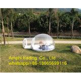 Barraca inflável ao ar livre da bolha dos quartos pequenos