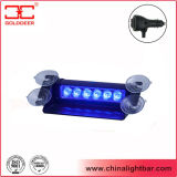 6 LED Auto LED Strobe Light com Visor (SL36S-V)