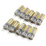 C.C de base 12V de la haute énergie SMD3014 d'ampoule de 1.5W G4 DEL