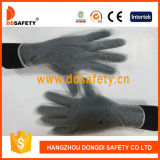 Ddsafety 2017 Clear Vinyl Exam Gloves Owder or Powder Free Blue Color