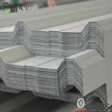 Feuilles en acier ondulées galvanisées de toiture enduites par couleur de PPGI