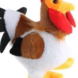 قطيفة مزرعة [أنيميل] جذّابة يحشى دجاجة سمين