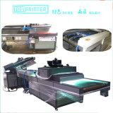 Riga trattata di trattamento UV della macchina di stampa automatica della matrice per serigrafia