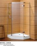 De eenvoudige Zaal van de Douche met Toilet