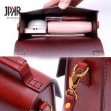 A forma do saco de ombro Jp1702 ensaca a bolsa de couro das bolsas do desenhador do saco das mulheres