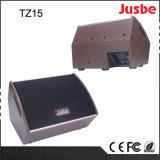 Altoparlante pieno coassiale professionale di frequenza di Tz15 15-Inch 500-2000W 8ohm