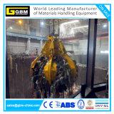 6 hydraulischer Zupacken-Preis-heißer Verkauf des Abfall-M3 8 M3
