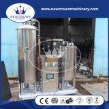 Misturador duplo para bebidas com tanques