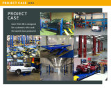 Levage automatique de ciseaux hydrauliques ultra-minces (SX07)