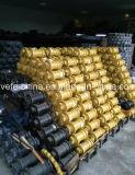 Ролик следа запасных частей Undercarriage землечерпалки ролика Doosan Dh220 вниз