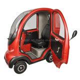 Abgedeckter elektrischer Mobilitäts-Roller der Roller-Kabine-1400W
