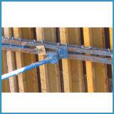 Molde da madeira compensada da parede do metal com melhor projeto para a construção