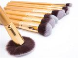 деревянной подгонянный ручкой комплект щетки состава 10PCS