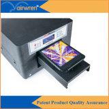 Impresora de DTG de tela de algodón de impresión digital personalizada para la venta
