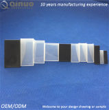 Das pinturas de vidro feitas sob encomenda de Frameless da decoração de Qinuo protetores de canto plásticos
