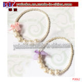 Usager d'imitation de perles de princesse Jewelry Necklace Toddlers Children de filles de gosses (P3062)