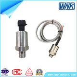 4-20mA / Spi / I2c / 0.5-4.5V Salida Sensor de presión de acero inoxidable para el tanque de combustible